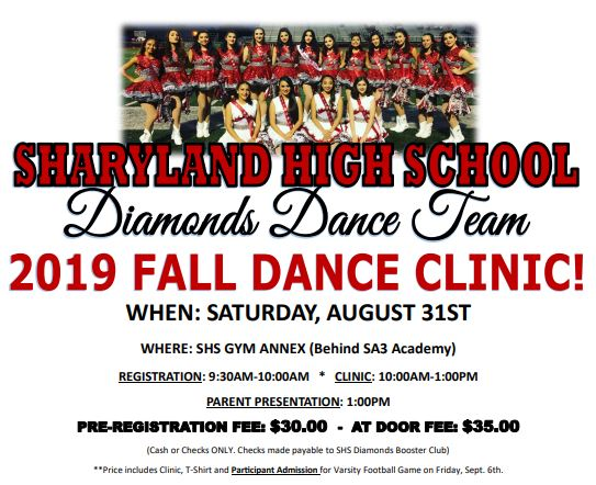 Diamonds Flyer Clinic